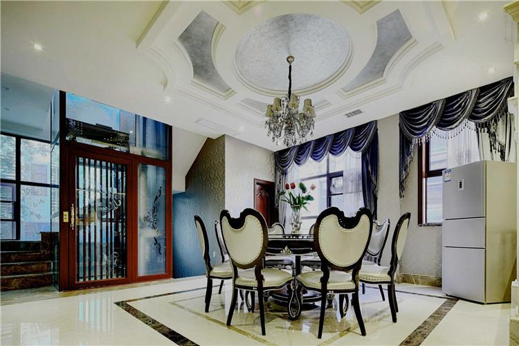 哈尔滨现代简约客厅设计