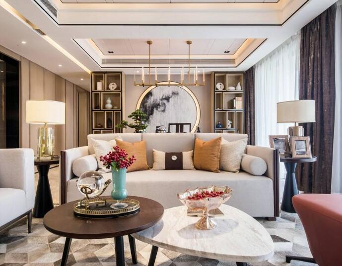 新中式客厅的风格是什么及特点