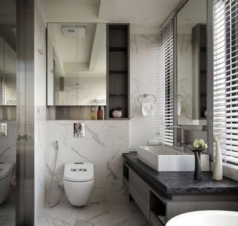 哈尔滨卫生间装修要点-类型