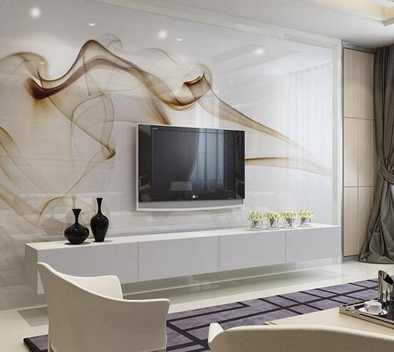 哈尔滨客厅背景墙装修3要素-空间大小