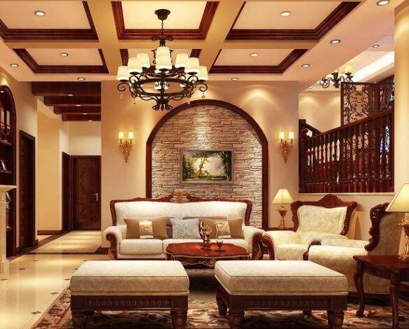 豪华氛围三室一厅家装指南