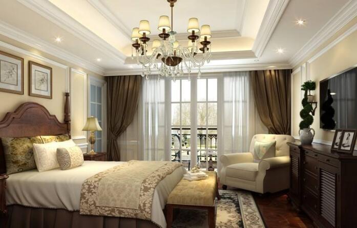室内装饰风格-欧式古典