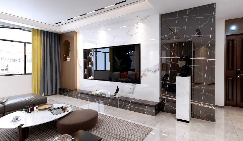 哈尔滨二手房装修,老房子局部翻新改造13624613971