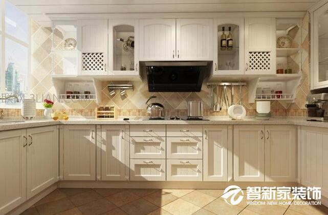 厨房干净整洁必备物品