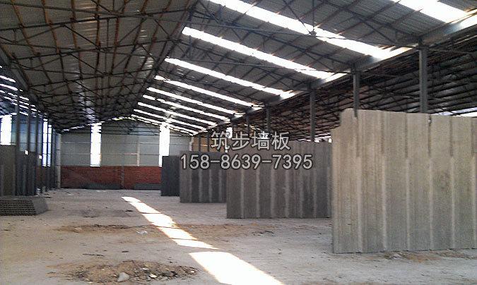株洲轻质隔墙板钢结构工程