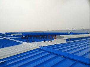 莱诺(天津东疆保税港区高端装备再制造项目)圆拱采光罩