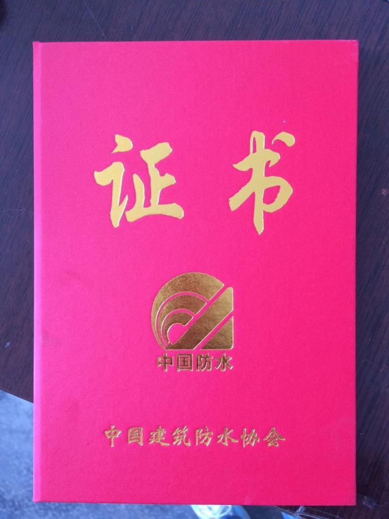 中国建筑防水协会正面.