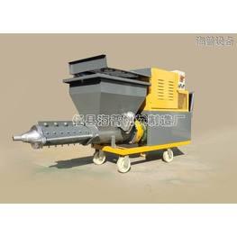快速水泥砂浆喷涂机