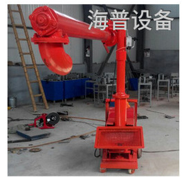 二次构造柱泵上料机