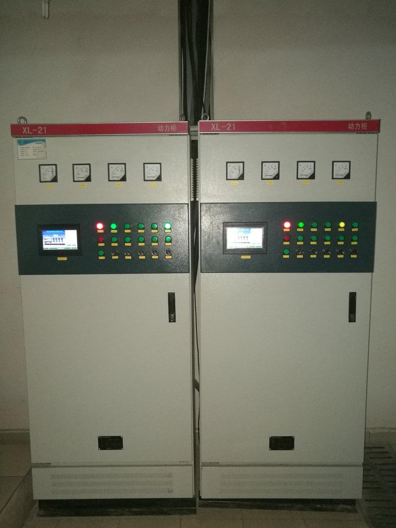 无负压变频供水控制柜
