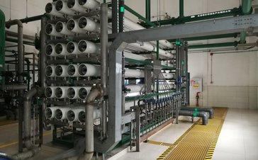 120T一级纯水系统