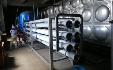 40T一级纯水系统