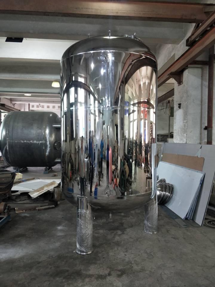 不锈钢罐(镜面)2