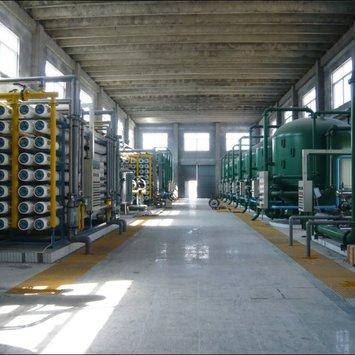高压锅炉脱盐水处理设备