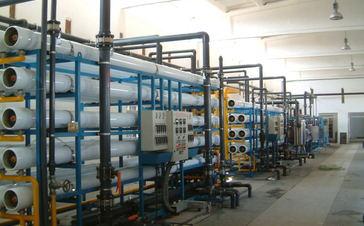 电镀、涂装行业用纯水系统