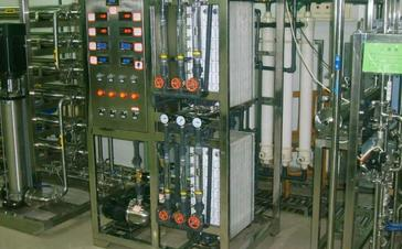 电子,半导体,集成电路用超纯水系统