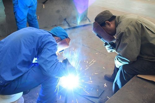 苏州焊工培训