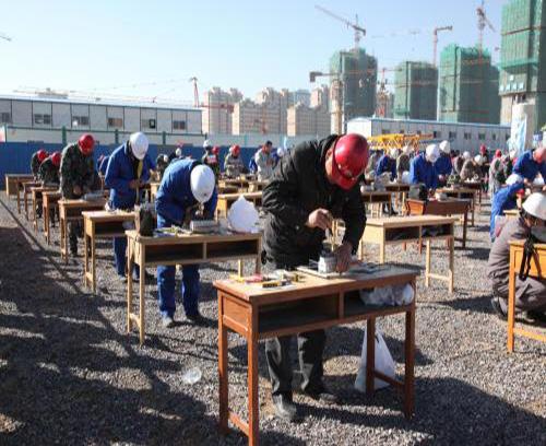 建筑电工培训