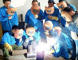 电焊培训实操