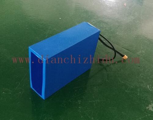 24V太阳能监控锂电池的用途