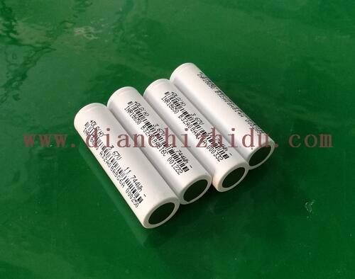 18650白皮锂电池