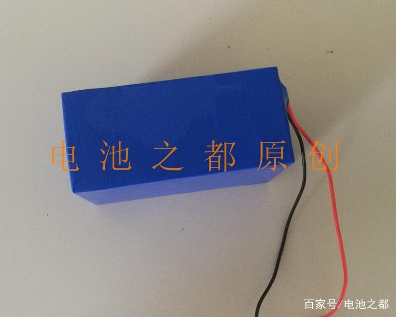 采用进口18650锂电芯做的这款12V20Ah锂电池价格为475元含税