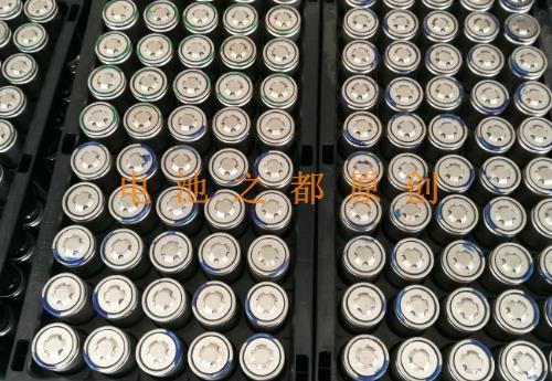 32650磷酸铁锂电池堆成山,如果悄悄卖了怎么样?