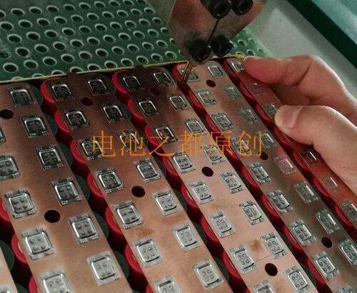 18650锂电池pack工艺技巧总结分析