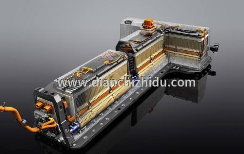 大容量的汽车动力电池组太牛逼了