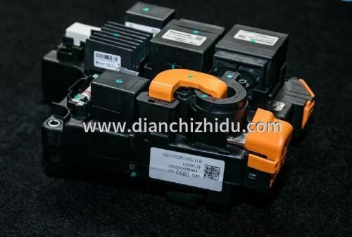 刹车制动与逆变对汽车动力电池组的影响