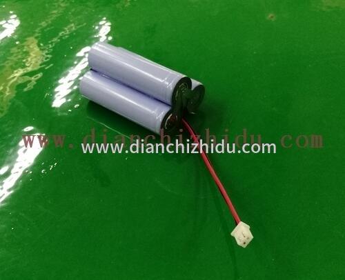 一种简单的12V18650锂电池组定制方案