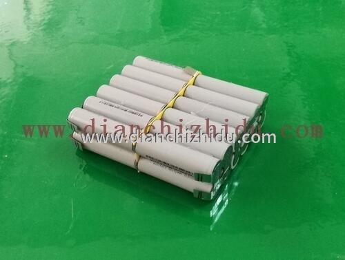 24V18650锂电池组定制方案