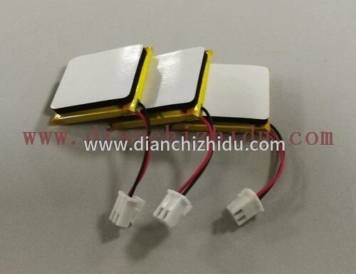 将3块软包电池做成聚合物12V锂电池定制
