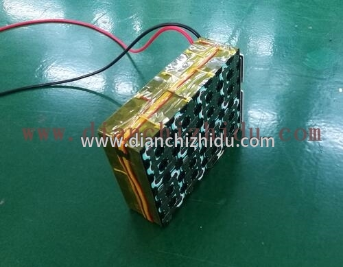 可以定制24V动力锂电池