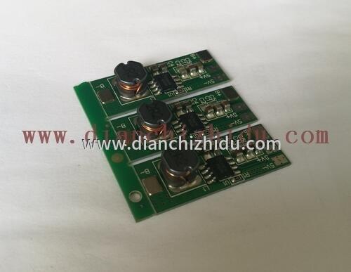18650锂电池保护线路板