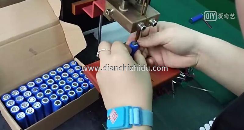 18650锂电池组装教程的视频