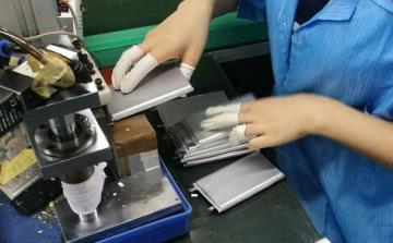 聚合物锂电池组装知识教程分析