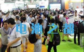 2019广州国际太阳能光伏展览会现场缩影之一
