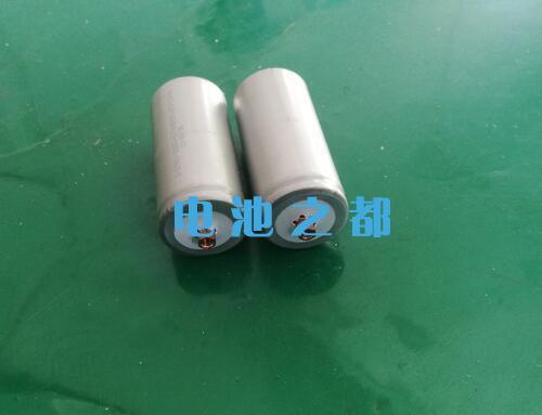 磷酸铁锂锂电池厂家研发尖头32650磷酸铁锂电池