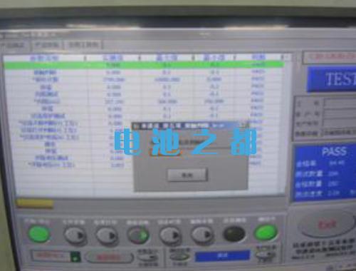聚合物锂电池充电方法之成品充电测试