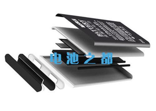 普通手机消费类锂离子电池研发设计