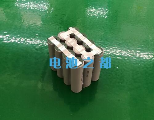 半成品18650锂电池串并联正确组装使用方法