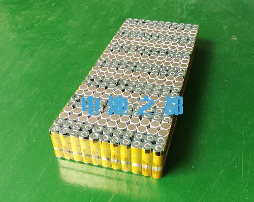 18650型号锂电池松下进口牌子做电池组怎么样