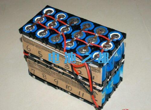 用在储能产品上的32650磷酸铁锂电池
