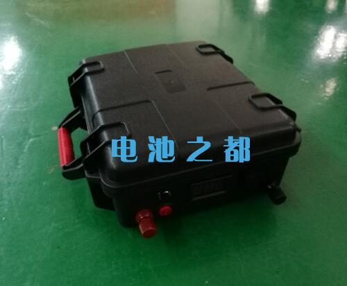 32650磷酸铁锂电池用在户外产品上