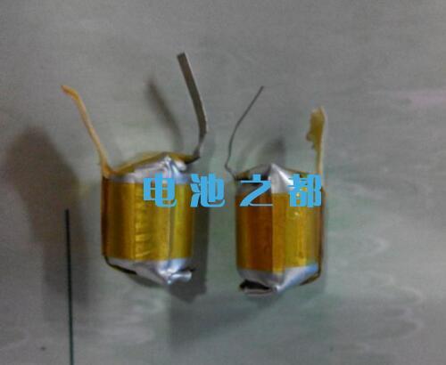 3.7V聚合物电池可以用在蓝牙耳机上面