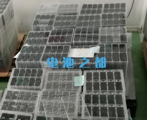 锂电池厂家的黑皮聚合物电池