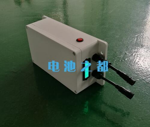 高端型太阳能路灯配控制器用的电池