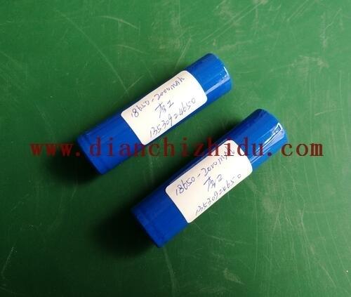 国产18650锂电池生产厂家对18650电芯的标识命名