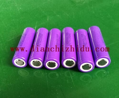 LG18650锂电池厂对18650锂电芯的命名是这样的